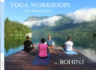 Yoga Workshops with Nischal Ghale in Bohinj - Megtekintés