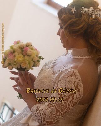 Brigitta és Gábor esküvője  - Megtekintés