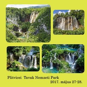 Plitvicei Tavak Nemzeti Park 2017. május 27-28. - Megtekintés