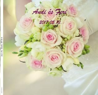 Andi és Feri Esküvője 2017.05.13. - Megtekintés