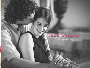 Netti & Gabi esküvője - Megtekintés