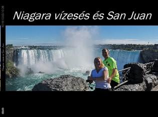 Niagara vízesés és San Juan - Megtekintés