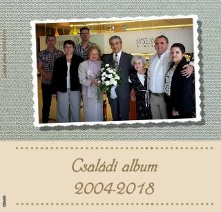 Családi album 2004-2018 - Megtekintés
