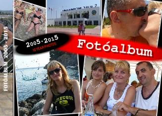 FOTÓALBUM 2005 - 2015 - Megtekintés