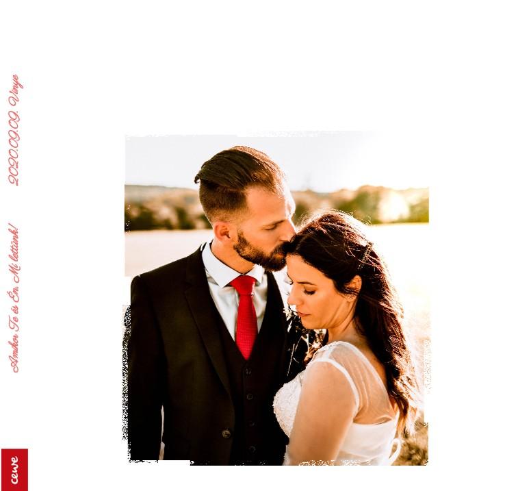 CEWE FOTÓKÖNYV Esküvő, 2020.09.09.