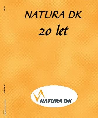 NATURA DK 20 let - Zobrazit knihu