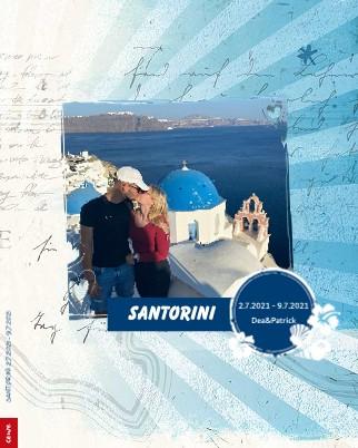 SANTORINI - Pokaži knjigo