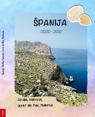 Španija: Sevilla, Valencia, Lloret de Mar, Mallorca - Pokaži knjigo