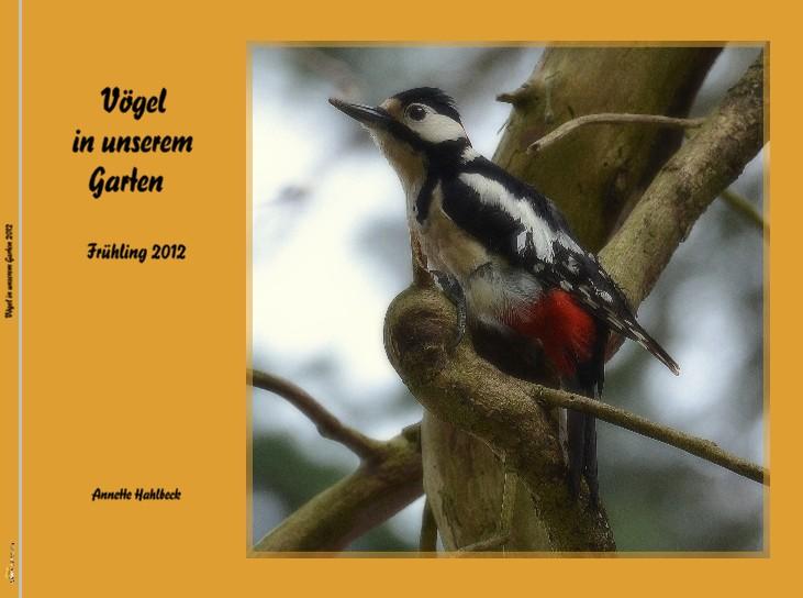 Vögel in unserem Garten 2012