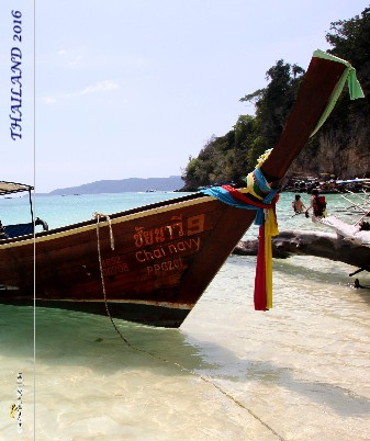 THAILAND 2016 - Pregled