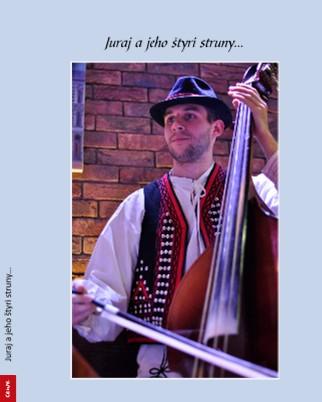 Juraj a jeho štyri struny... - Zobraziť fotoknihu