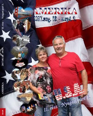 Amerika. - Zobraziť fotoknihu