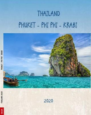 THAILAND PHUKET - PHI PHI - KRABI - Zobraziť fotoknihu