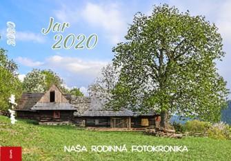 Jar 2020 - Naša rodinná fotokronika - Zobraziť fotoknihu