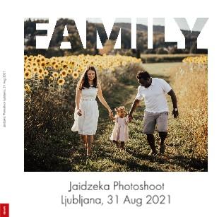 Družinsko slikanje - Pokaži knjigo