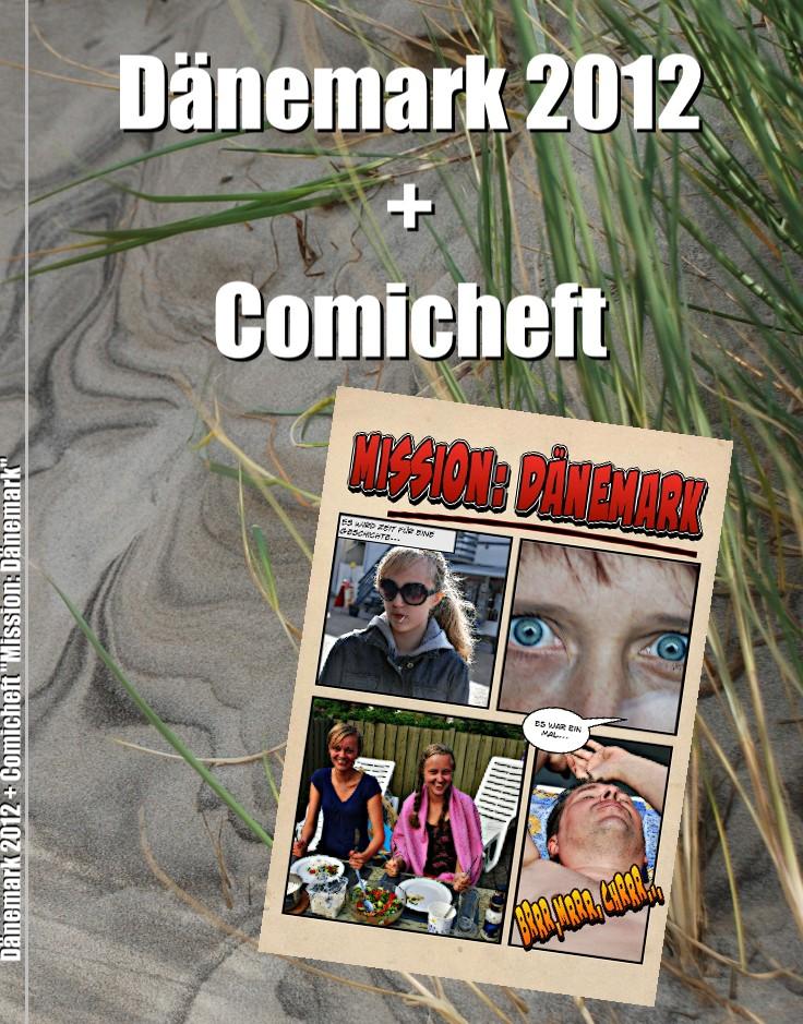 Dänemark 2012   Comicheft