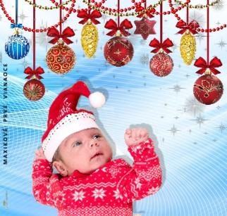 Maxikové prvé Vianoce - Zobraziť knihu
