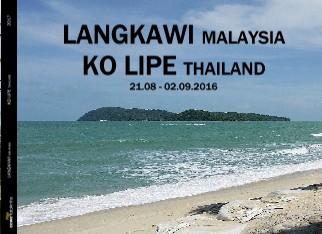 LANGKAWI MALAYSIA KO LIPE THAILAND 2017 - Zobraziť knihu