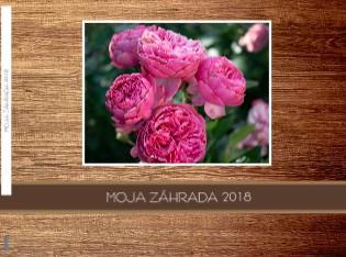 MOJA ZÁHRADA 2018 - Zobraziť fotoknihu