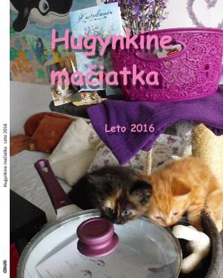 Hugynkine mačiatka Leto 2016 - Zobraziť fotoknihu