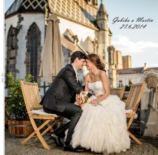 Gabika a Martin - Zobraziť fotoknihu