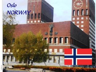 Oslo NORWAY - Zobraziť fotoknihu