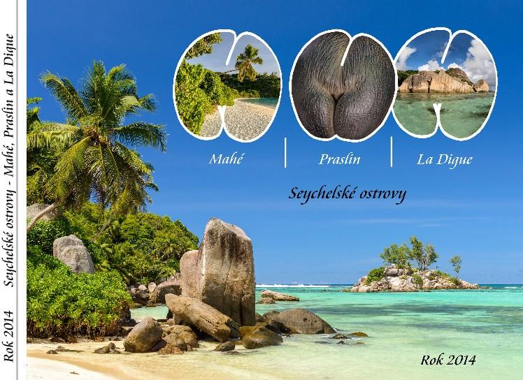 Rok 2014 Seychelské ostrovy - Mahé, Praslin a La Digue