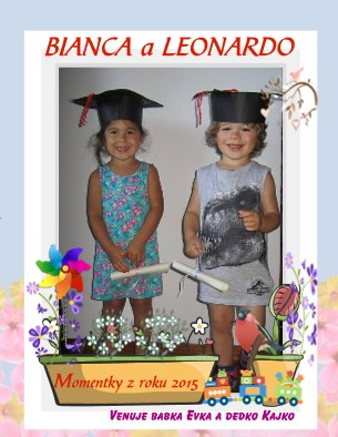 Bianca a Leonardo - Zobraziť fotoknihu