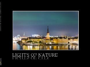 LIGHTS OF NATURE / LIGHTS OF CITY - Zobraziť fotoknihu