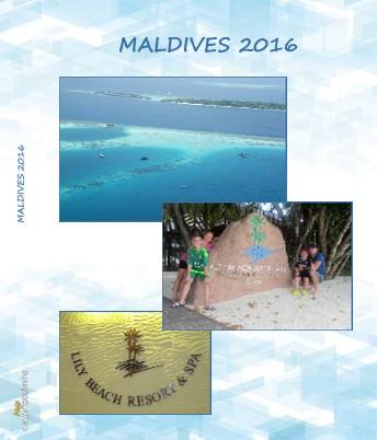 MALDIVES 2016 - Zobraziť knihu