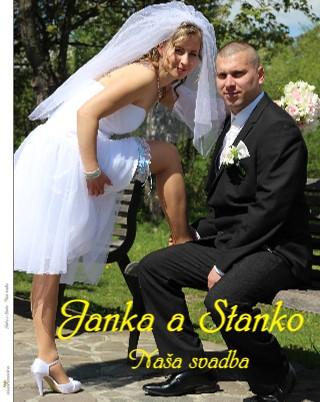 Janka a Stanko - Naša svadba - Zobraziť knihu