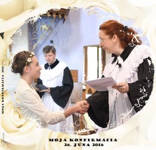 MOJA KONFIRMÁCIA 2016 - Zobraziť knihu
