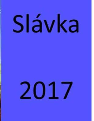 Slávka 2017 - Zobraziť fotoknihu