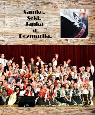 Samko, Seki, Janka a Rozmarija... - Zobraziť fotoknihu