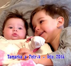 Tamarka a Petrík - leto 2018 - Zobraziť fotoknihu