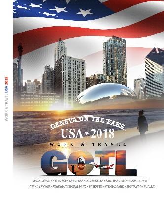 WORK & TRAVEL USA 2018 - Zobraziť fotoknihu