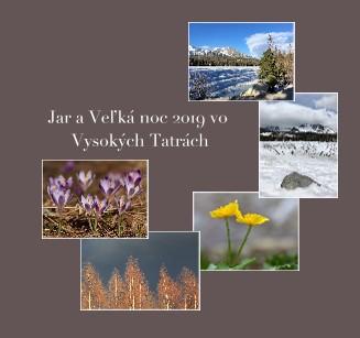 Jar a Veľká noc 2019 vo Vysokých Tatrách - Zobraziť fotoknihu