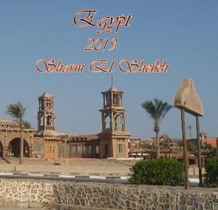 Egypt 2019 Sharm El Sheikh - Zobrazit knihu