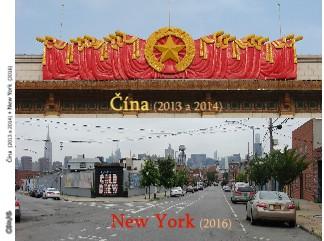 Čína (2013 a 2014)   New York (2016) - Zobrazit knihu