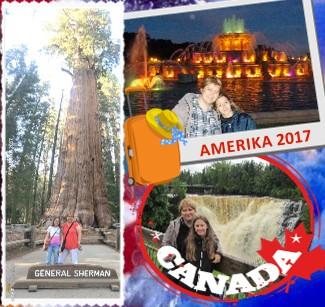 AMERIKA 2017 - Pregled
