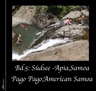 Bd.5: Südsee -Apia,Samoa Pago Pago,American Samoa - jetzt anschauen
