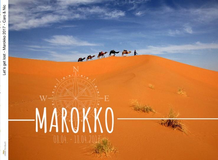 Let's get lost - Marokko 2017 - Caro & Nic