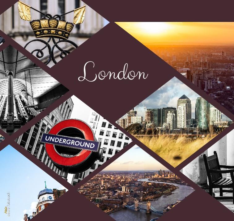 London - Januar 2018