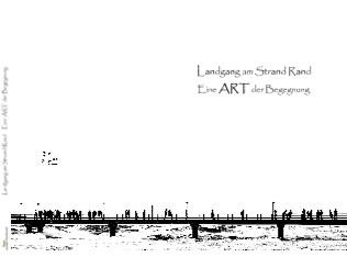 Landgang am Strand Rand Eine ART der Begegnung - jetzt anschauen