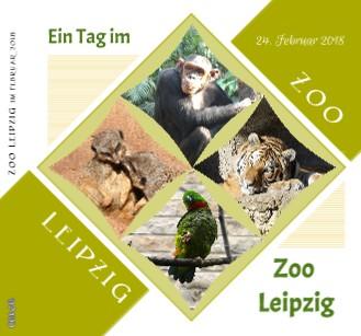 Ein Tag im Zoo Leipzig - jetzt anschauen
