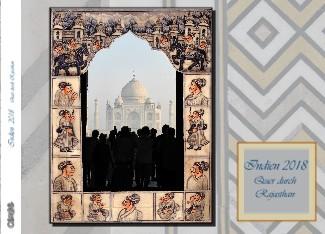 Indien 2018 - Quer durch Rajasthan - jetzt anschauen