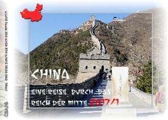 CHINA EINE REISE DURCH DAS REICH DER MITTE 2017/1 - jetzt anschauen