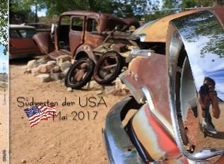 Südwesten der USA I Mai 2017 - jetzt anschauen