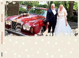 Unser Hochzeitsalbum Maria & Frank - jetzt anschauen