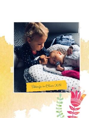 Viktorija in Oliver 2018 - Pokaži knjigo